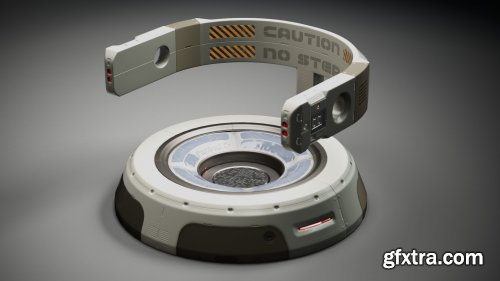 Unreal Engine - Service Drone