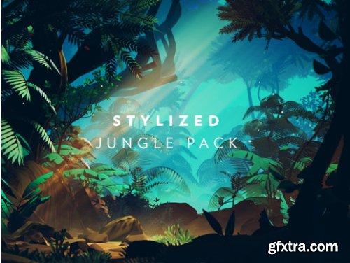 Stylized Jungle Pack