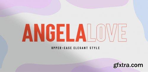 Angela Love Sans Complete Family