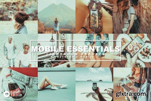 CreativeMarket - 41. Mobile Essentials 1.0 4117247
