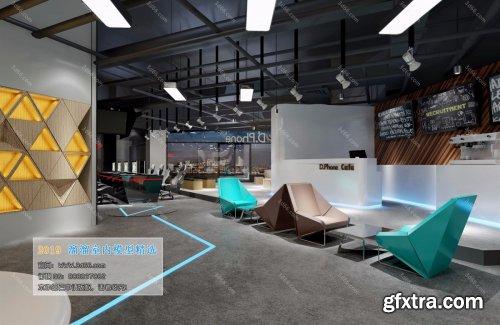Modern Lobby & Reception 33 (2019)