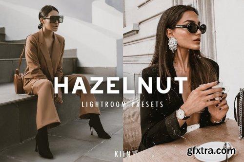 CreativeMarket - HAZELNUT LIGHTROOM PRESETS 4230165