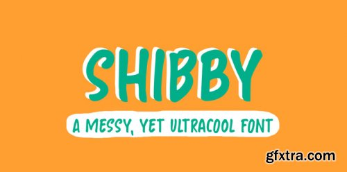 Shibby Complete Family