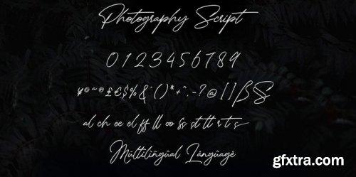 Photography Script