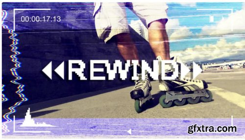 Rewind VHS Opener 313720