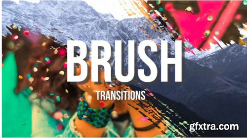 Brush Transitions 313890