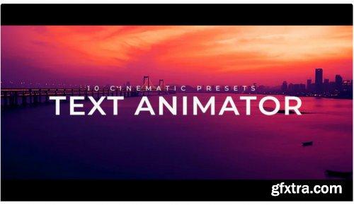 Text Animator Cinematic 312596