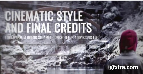 Epic Slideshow With Credits 314142