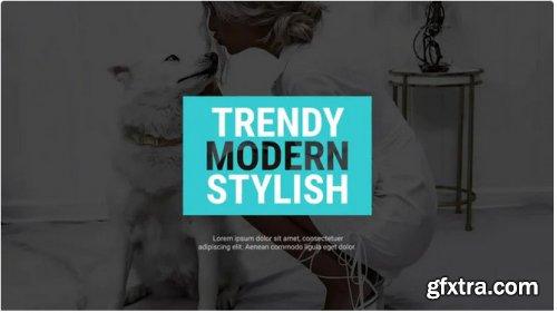 Modern Typo Titles 314563
