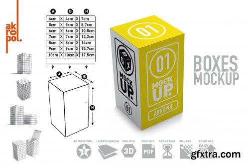 CreativeMarket - Box Mock Up-01 3842857