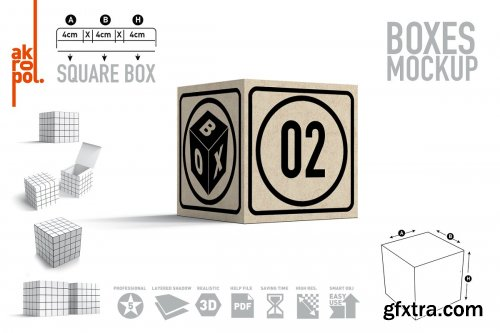 CreativeMarket - Box Mock Up-02 3843664