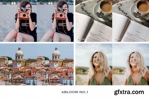CreativeMarket - Abloom Lightroom Mobile Presets 4241908