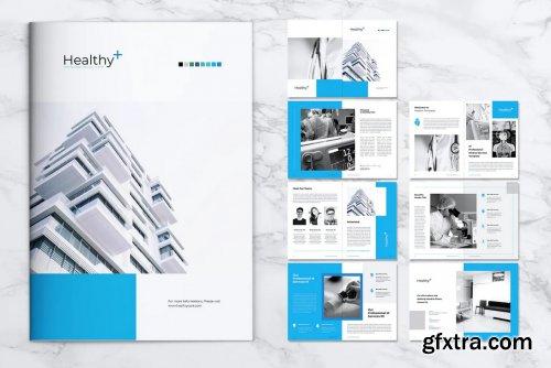 HEALTHY Medical Company Profile Brochure