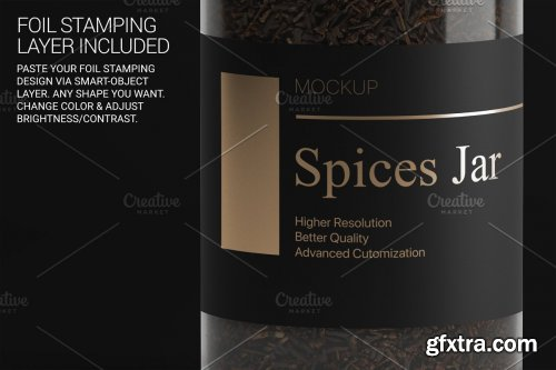 CreativeMarket - Spices MD Mock-Up #1 [V2.0] 4225770