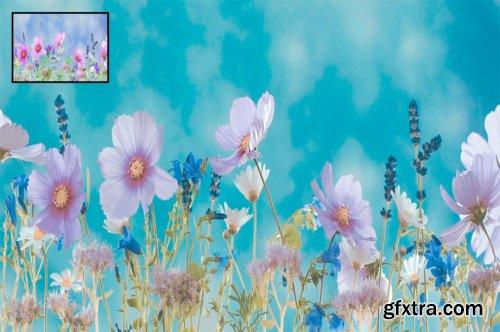 CreativeMarket - Aquya Brown Color Effect - PS Action 4233417