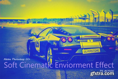 CreativeMarket - Soft Cinematic Environment Effect - PS Action 4239876