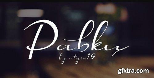 Pabku Script