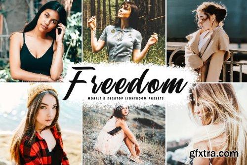 Freedom Mobile & Desktop Lightroom Presets