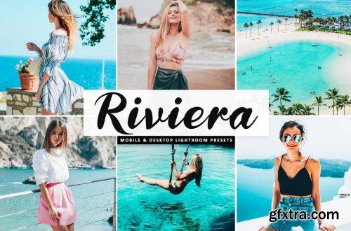 Riviera Mobile & Desktop Lightroom Presets