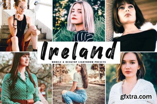 Ireland Mobile & Desktop Lightroom Presets