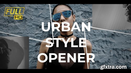 Urban Style Opener - After Effects 303328