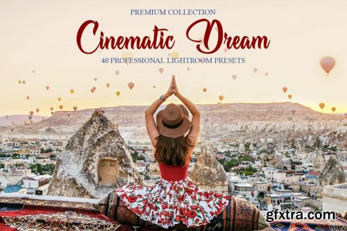 CreativeMarket - Cinematic Dream Presets 4287145