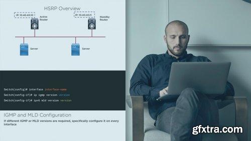 Cisco Data Center Core: Configuring Networking