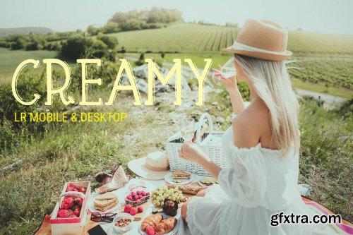 CreativeMarket - Creamy LR Mobile, Desktop & ACR 4285005