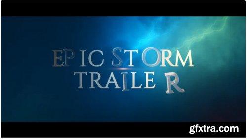 Epic Storm Clouds Trailer 313596