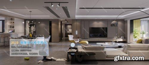 Modern Style Livingroom 363 (2019)