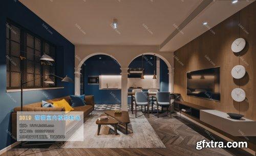 Modern Style Livingroom 365 (2019)