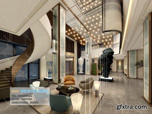 Modern Lobby & Reception 47 (2019)