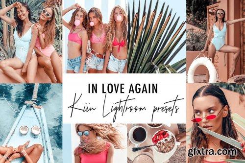 CreativeMarket - 6 IN LOVE BLOGGER LR MOBILE PRESETS 4071049