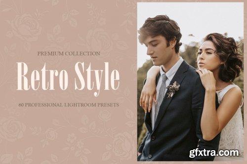 CreativeMarket - Retro Style Presets for Lightroom 4291595
