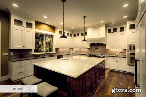 CreativeMarket - Cozy Interior Presets for Lightroom 4294775
