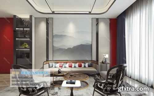 Modern Style Livingroom 369 (2019)