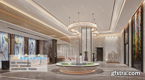 Modern Lobby & Reception 52 (2019)