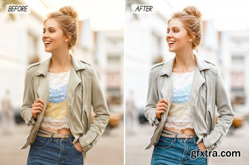 CreativeMarket - Bright and Clean Lightroom Presets 4236308