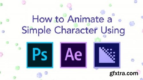 How to Draw and Animate a Character in Photoshop and After Effects