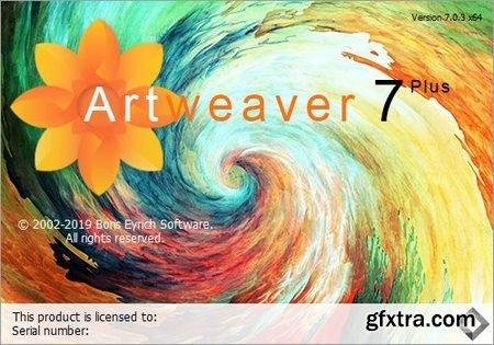 Artweaver     Plus 7.0.3.15376     (x86/x64)