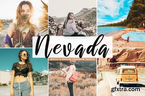 Nevada Mobile & Desktop Lightroom Presets