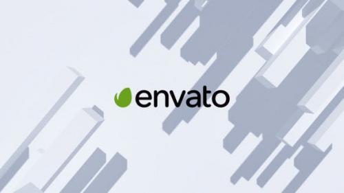 Videohive - White Logo Opener