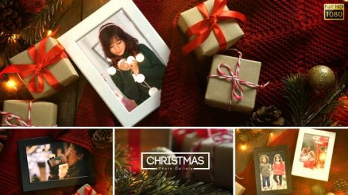 Videohive - Christmas Photo Gallery