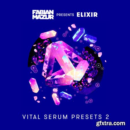 Splice Sounds Fabian Mazur Vital Serum Preset Vol 2