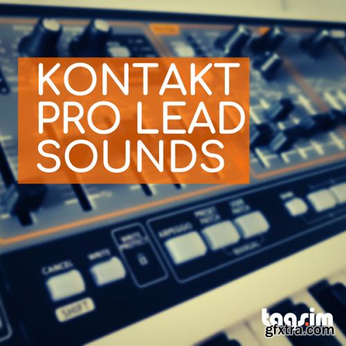TAQS.IM Kontakt Pro Lead Sounds KONTAKT-DECiBEL