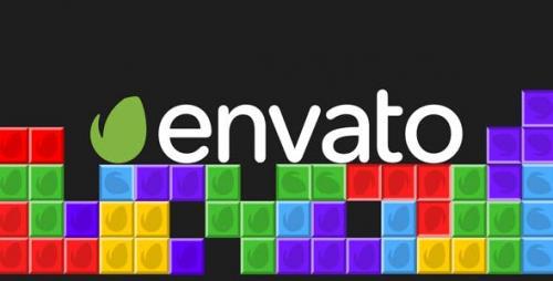 Videohive - Retro Game Logo Reveal 2