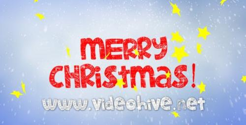 Videohive - Christmas Opener