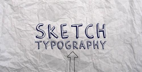 Videohive - Typography