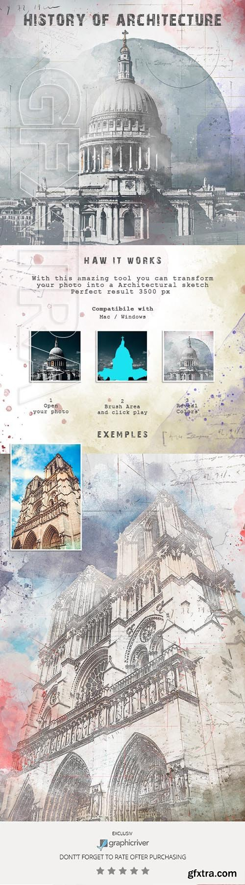 GraphicRiver - History Actions 24971471