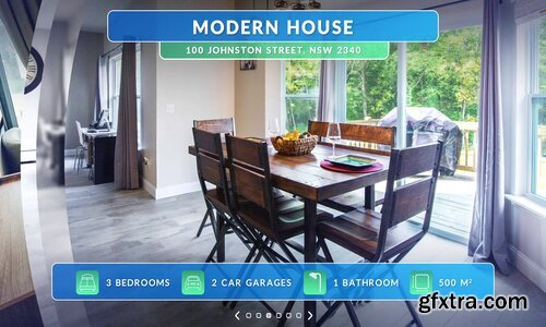 Videohive - Real Estate Promo - 25191268